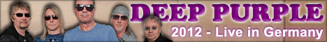 Deep Purple Tour Page