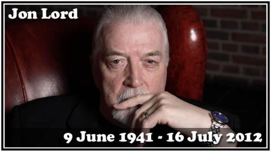 Jon Lord - 1941-2012