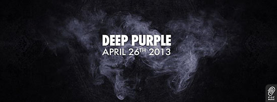 Deep Purple - CD 2013